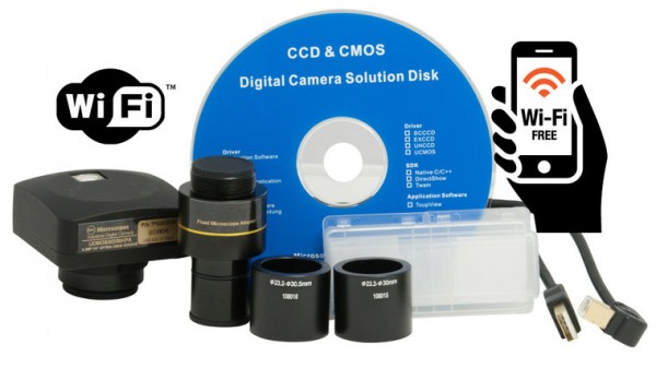 BMS Wifi Kamera Kit 5,0 Mpixel