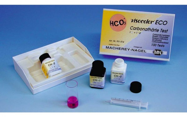 VISOCOLOR® ECO, Kolorimetrischer Test