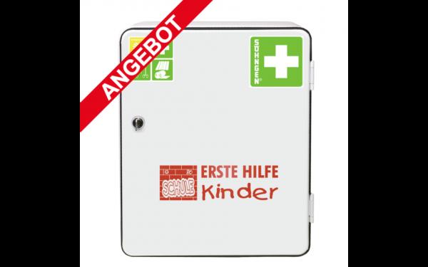 Erste-Hilfe Verbandschrank SCHULE