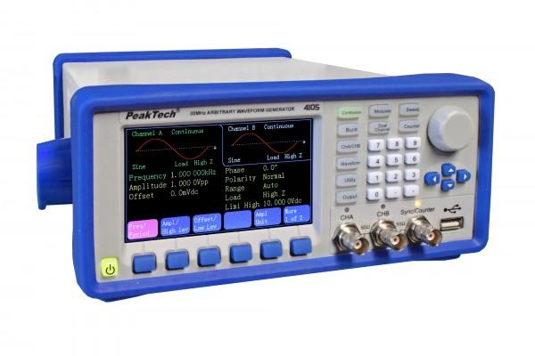 Funktionsgenerator PeakTech® 4105