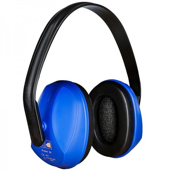Gehörschutzkapsel, SNR-24 db (A), blau