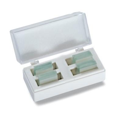 Deckgläser ungeschliff., Borosilikat-Glas - 3B Scientific